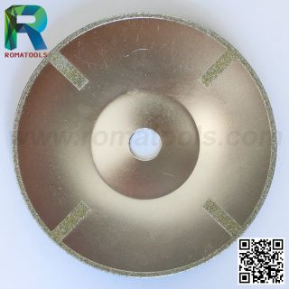 125mm Convex Electroplated Blade